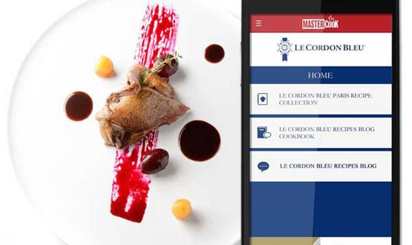 Le Cordon Bleu Recipes on Mastercook
