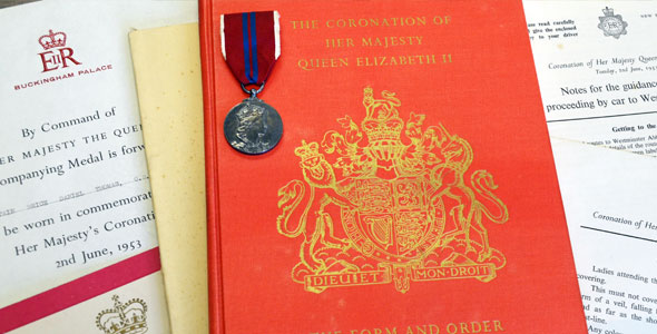 Queen Elizabeth Coronation Luncheon