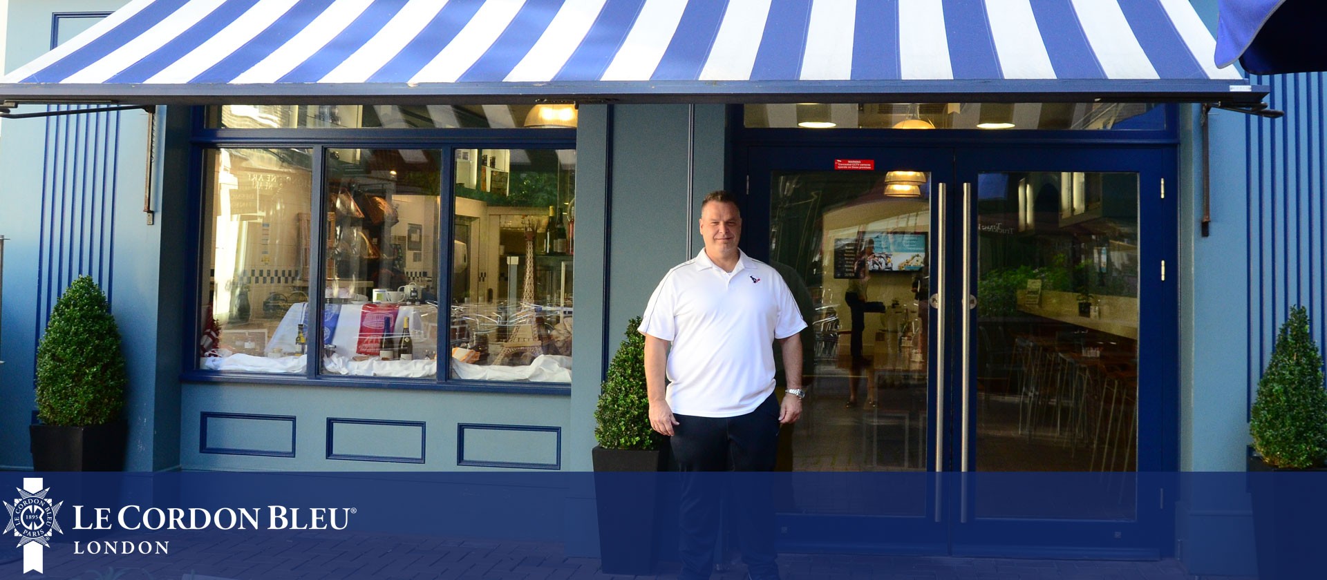 Alumnus Ronnie Killen - Le Cordon Bleu London