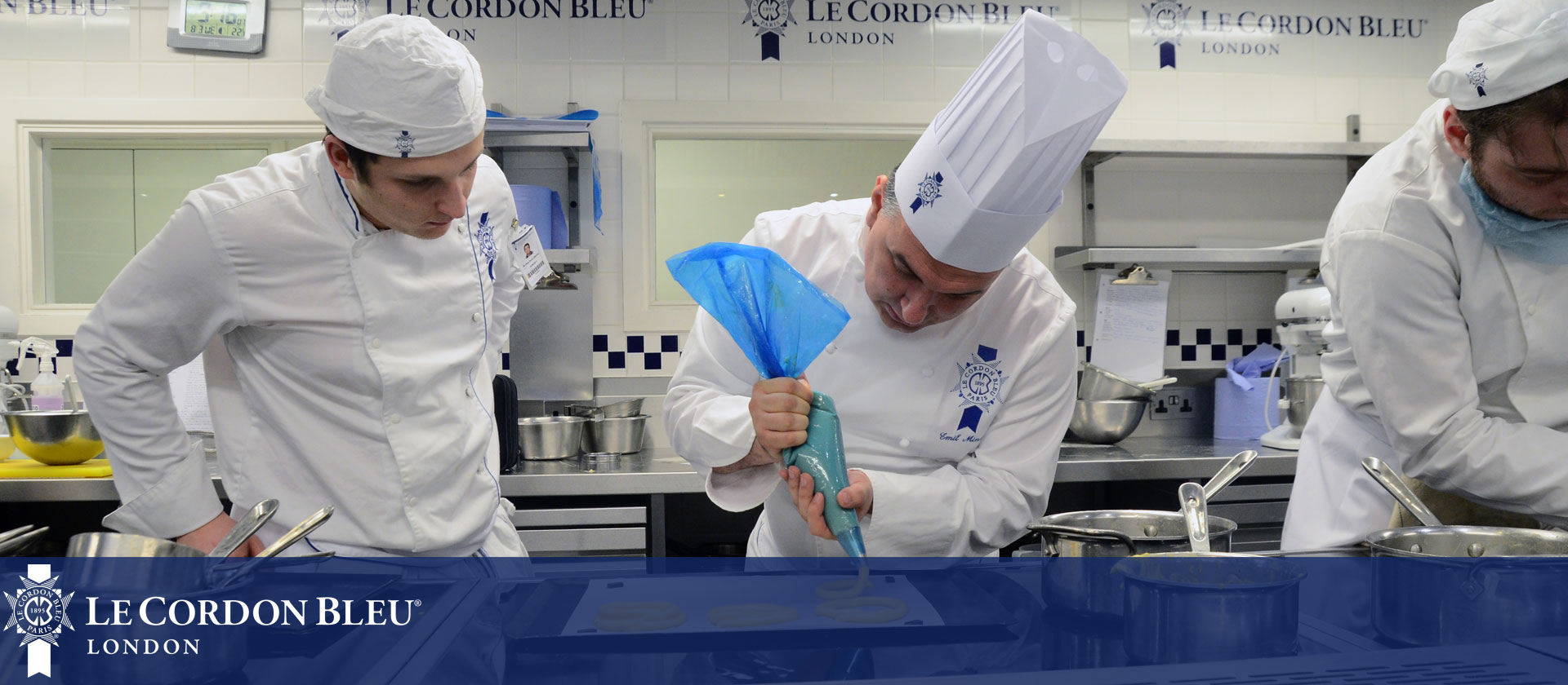 Cuisine Chef Colin Barnett - Le Cordon Bleu London