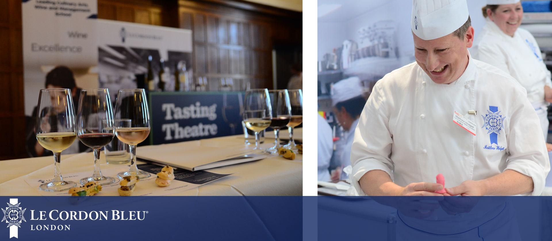 Le Cordon Bleu London visits BBC Good Food Show 2016