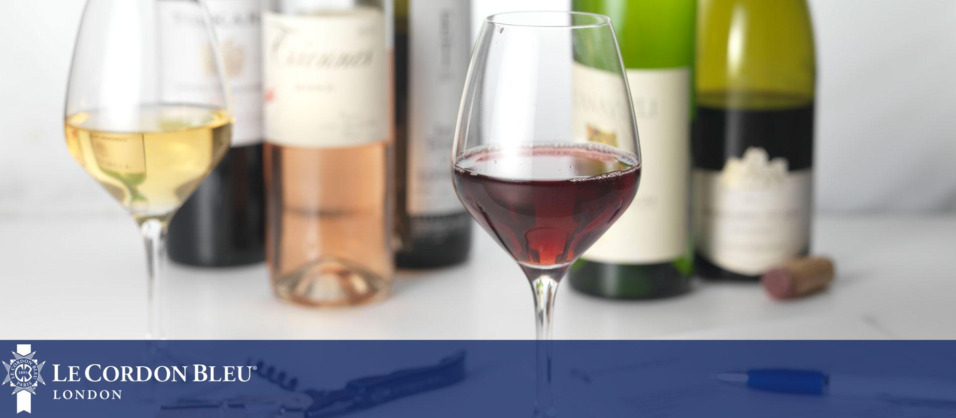 Le Cordon Bleu London's Wine Essentials