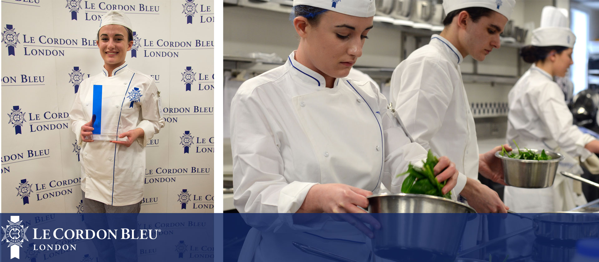 Alumna Zoe McReynolds - Le Cordon Bleu London