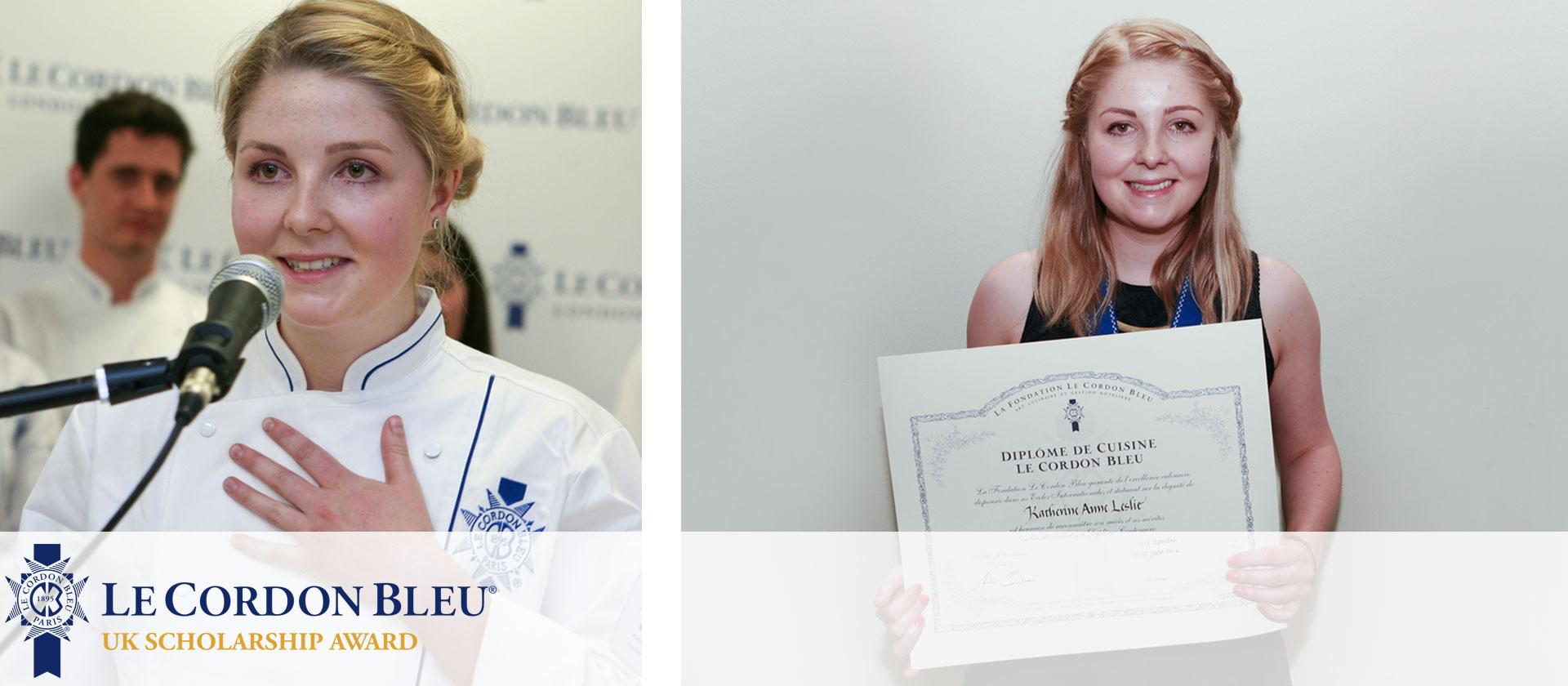 Alumna Katie Leslie - Le Cordon Bleu London