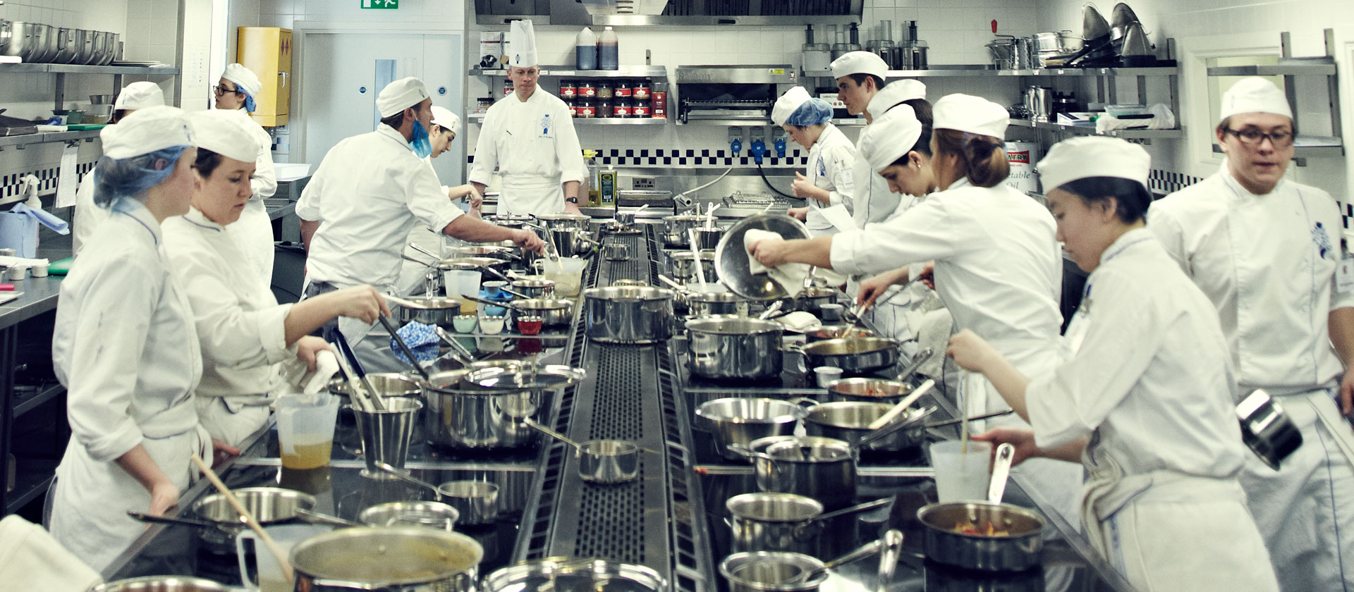 Cuisine Demonstration - Le Cordon Bleu London Open House