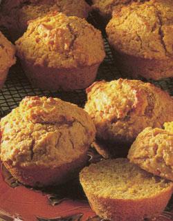Recette - Muffins au potiron