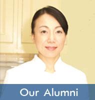 Le Cordon Bleu London Alumna: Hideko Kawa