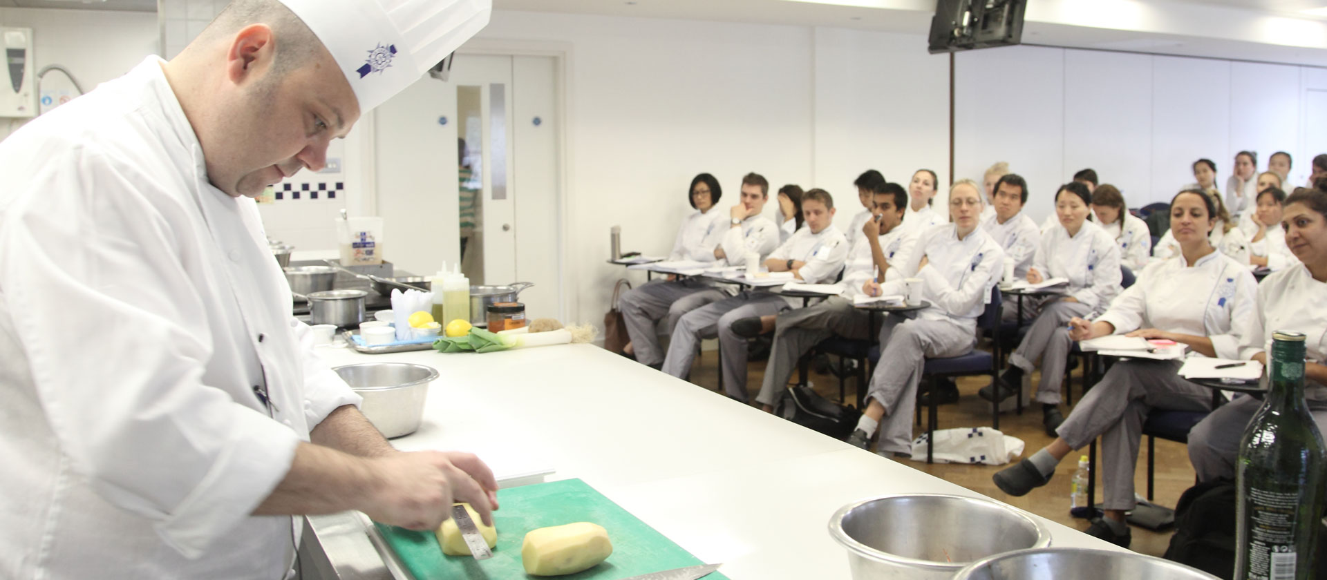 cuisine master chef anthony boyd - le cordon bleu london