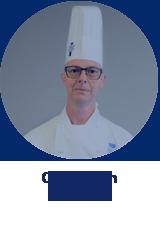 Cuisine Chef Colin Barnett