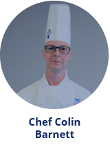 Cuisine Master Chef Colin Barnett