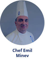 Culinary Arts Director emil Minev