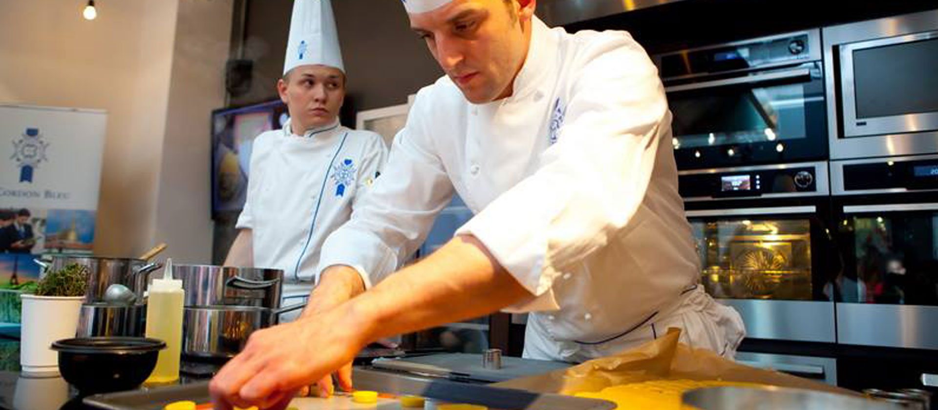 Cuisine Chef david duverger - le cordon bleu london