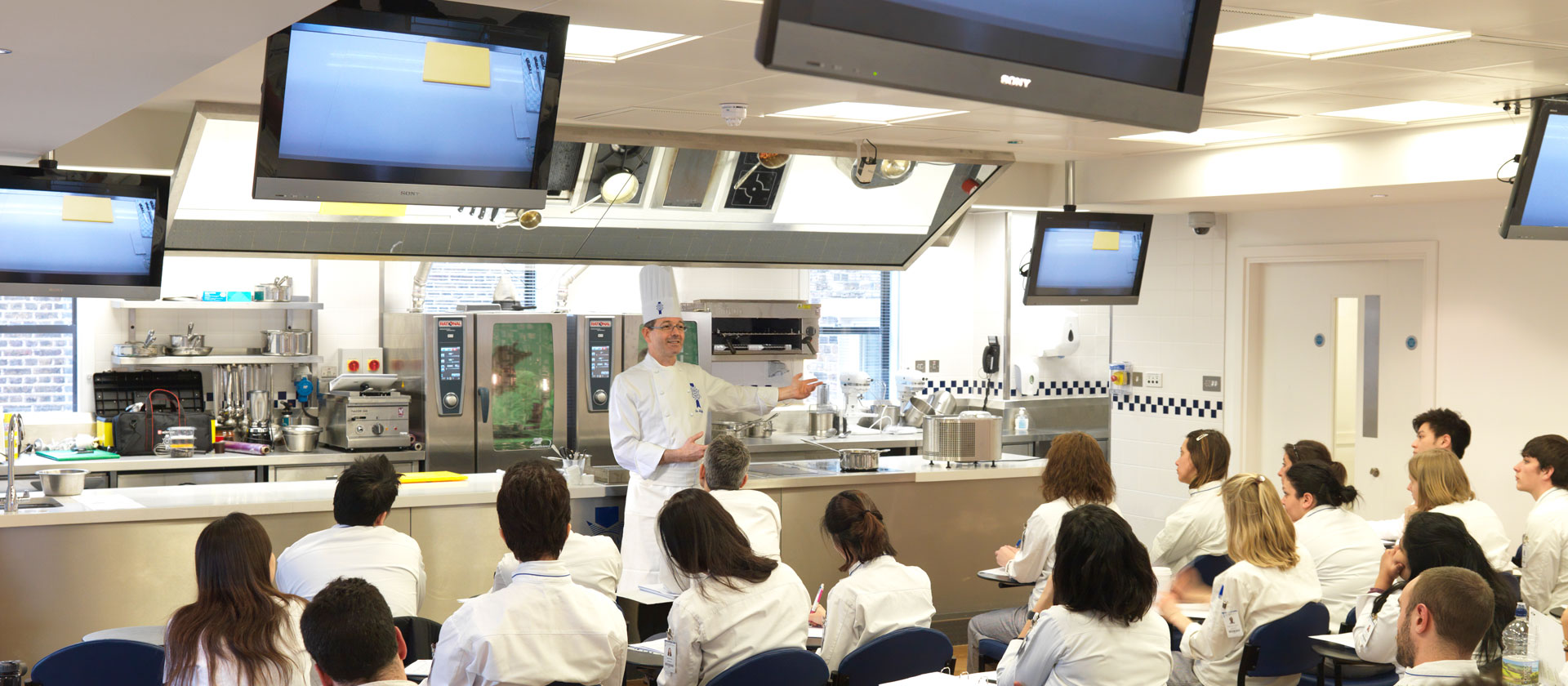 Academic Director Loic Malfait - le cordon bleu london