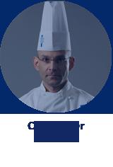 pastry Master Chef Javier Mercado