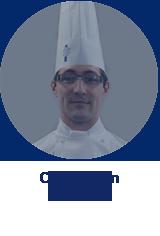 pastry Master Chef Julien Valmier