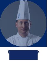 pastry Master Chef Matthew Hodgett