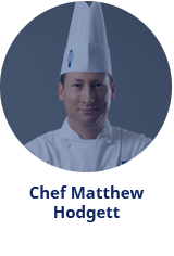 Master Pâtissier Chef Matthew Hodgett