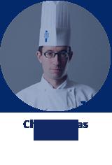 Master Pâtissier Chef Nicolas Houchet