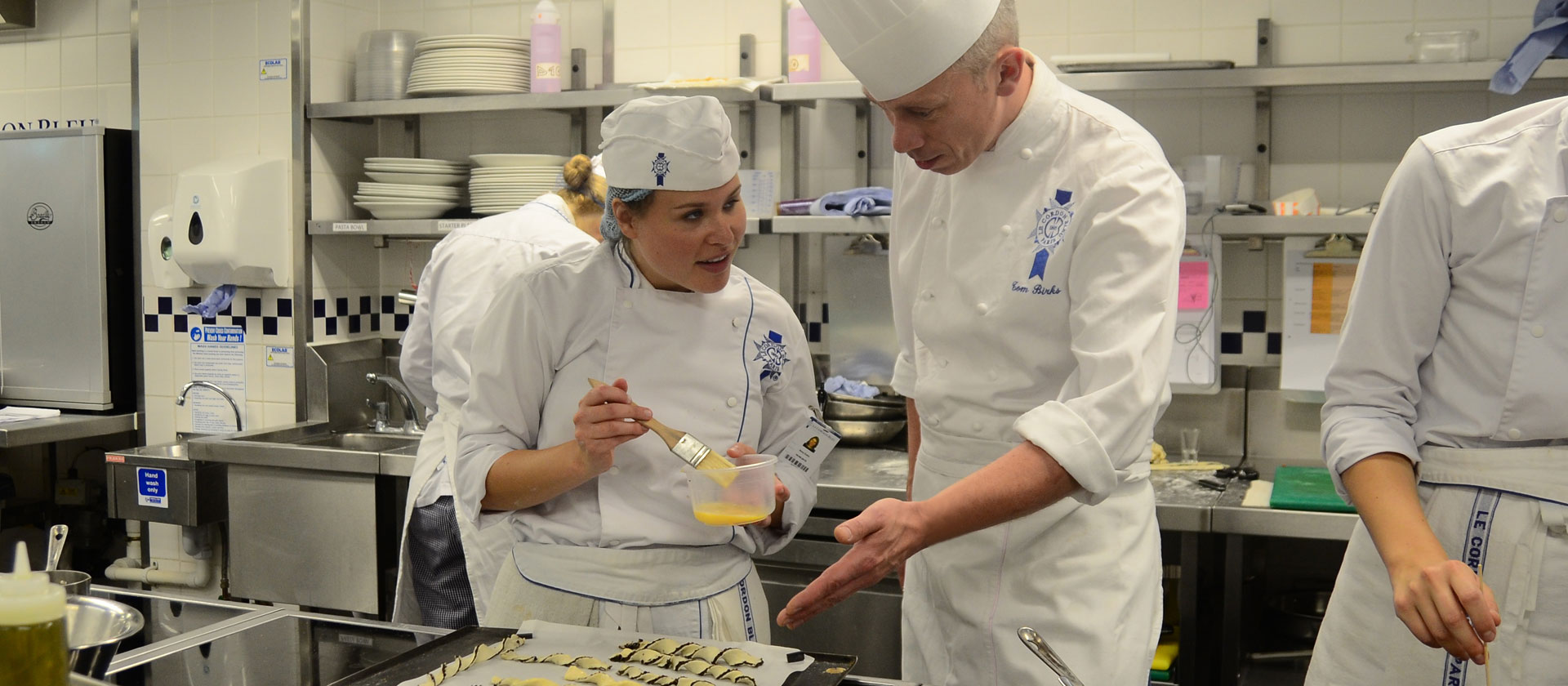 Cuisine Chef Tom Birks - le cordon bleu london