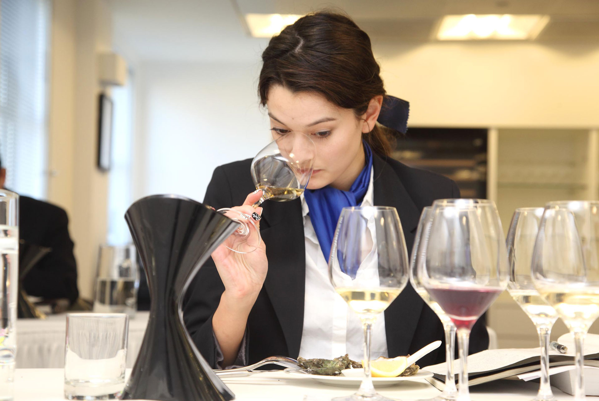 Graduate Madison Huang - Le Cordon Bleu London