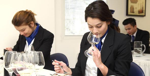 Learn wine and management at Le Cordon Bleu London