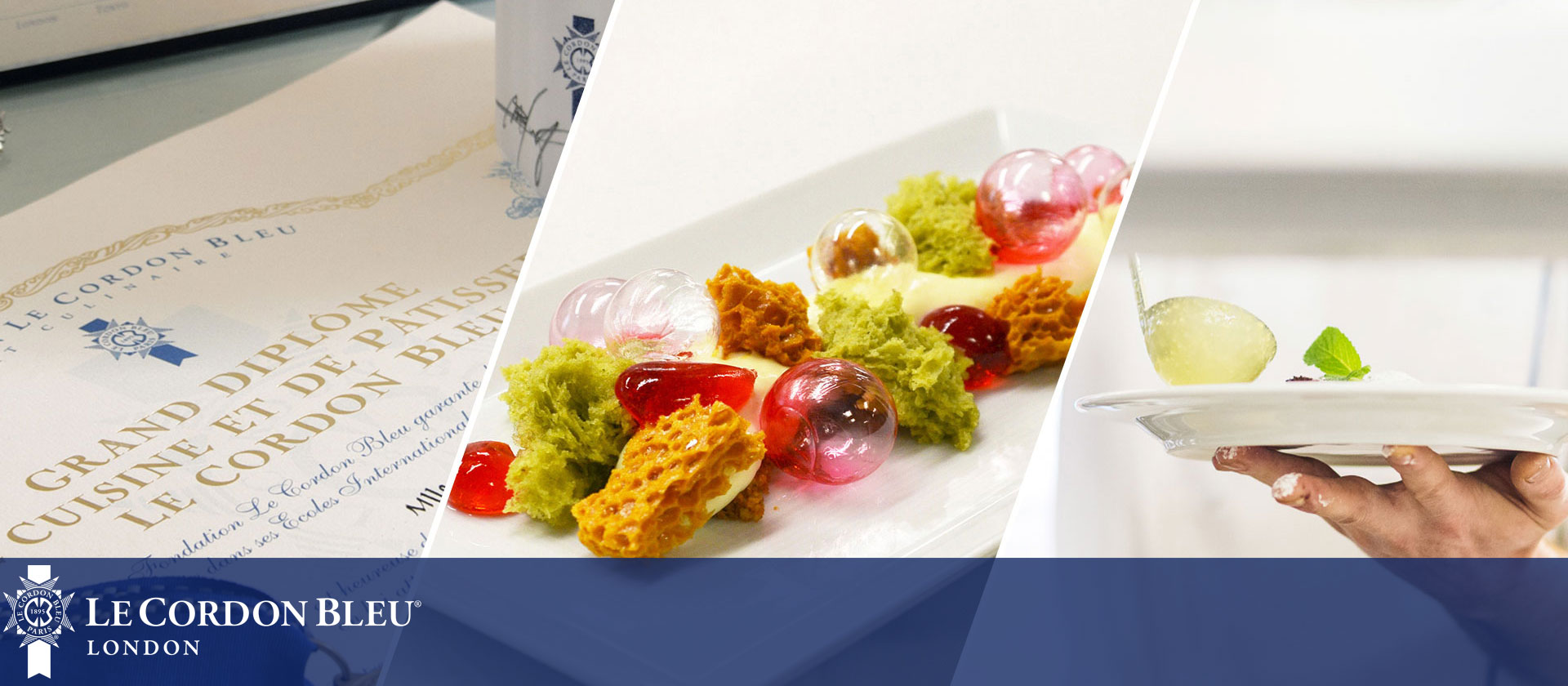internship pathway at Le Cordon Bleu London