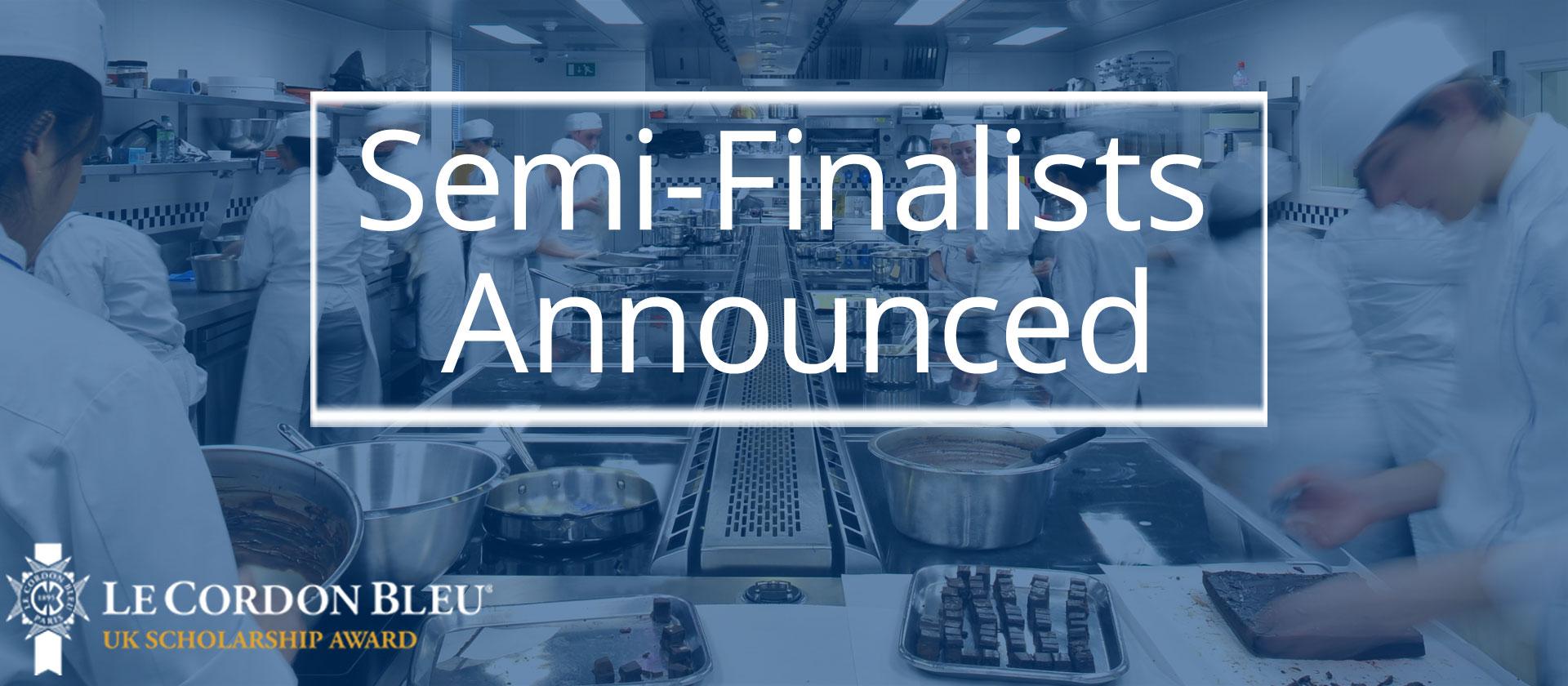 UK Scholarship Award 2016 The Semi-Finalists Announced