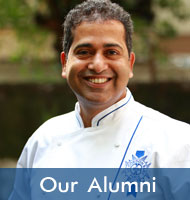 Le Cordon Bleu London Alumnus: Michael Swamy